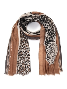 Touch Sjaal SH68484 JULIE SCARF Brown