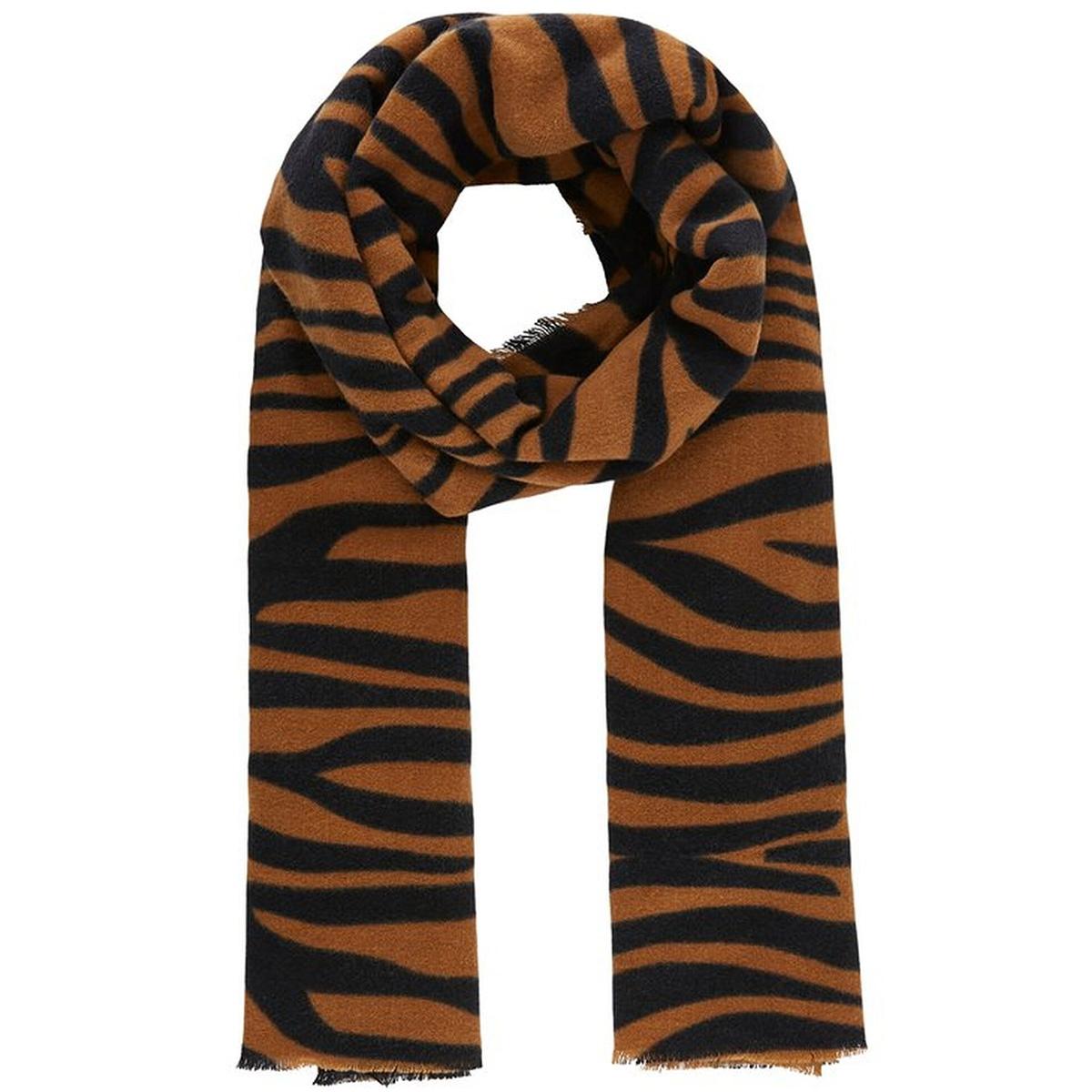 pcjepoline long scarf pb 17100675 pieces sjaal mocha bisque