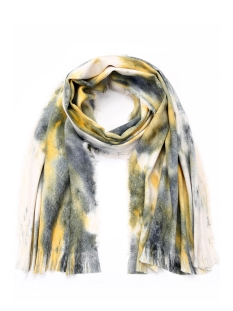 Touch Sjaal SH68316 DYED SCARF YELLOW