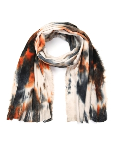 Touch Sjaal SH68316 DYED SCARF ORANGE