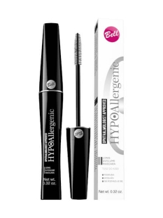 Hypoallergenic Beauty HYPOALLERGENE LONG AND VOLUME MASCARA 10 ZWART