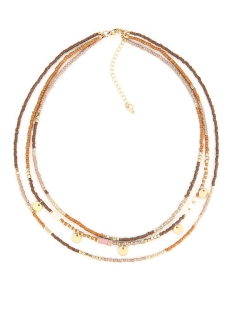 Touch Sieraad IBIZA NECKLACE JE11256 PINK