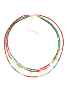 Touch Accessoire IBIZA NECKLACE JE11256 RAINBOW