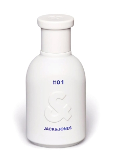 Jack & Jones Accessoire JAC 01 WHITE JJ FRAGRANCE 40 ML 12163315 White