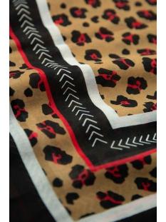 sjaal met panterprint n00330 garcia sjaal 1236 safari brown