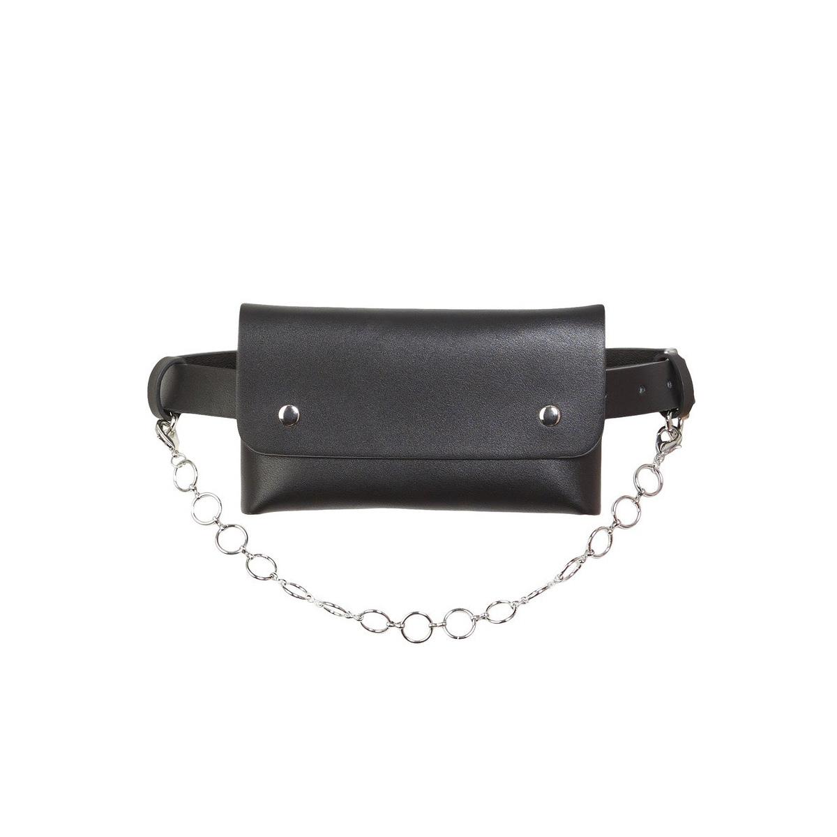 pcanafia belt bag if 17104071 pieces riem black