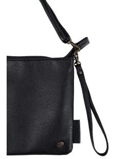 basic clutch zusss tas zwart
