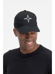 Haze & Finn Accessoire CAP LOGO MC11 0915 BLACK