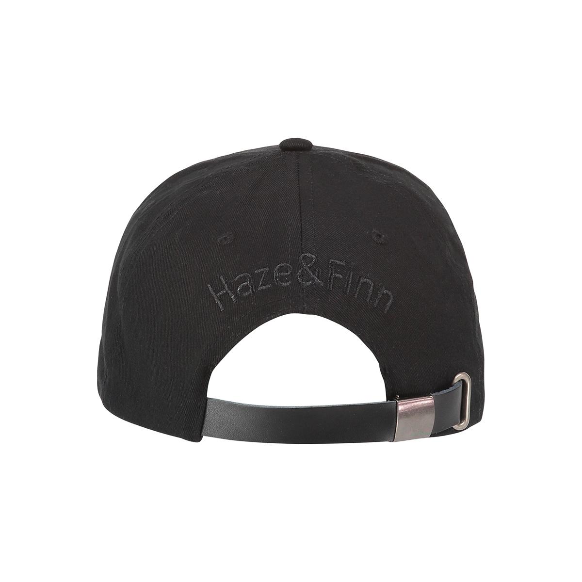 cap logo mc11 0915 haze & finn accessoire black