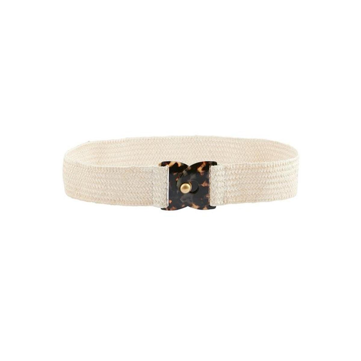 pcalberte waist belt 17104513 pieces riem nature