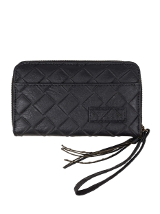 leuke portemonnee 0201 002 0011 00 zusss tas zwart gevlochten