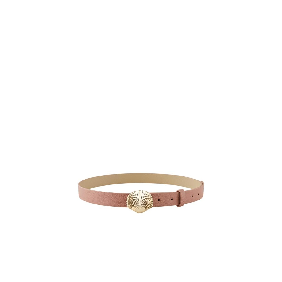 pcmynte jeans belt 17105573 pieces riem copper brown