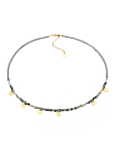 Touch Sieraad BALI NECKLACE JE11509 GREY