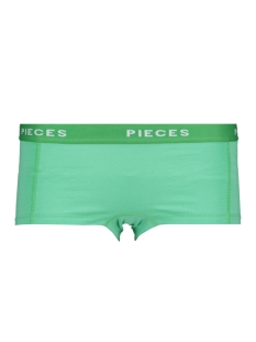 Pieces Ondergoed PCLOGO LADY HIGH SUMMER BOX BC 17106653 Jade Cream