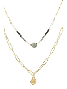 Touch Sieraad CHAIN NECKLACE JE11645 GOLD