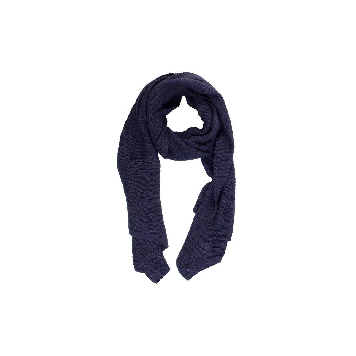 billi scarf 17050026 pieces sjaal navy blazer