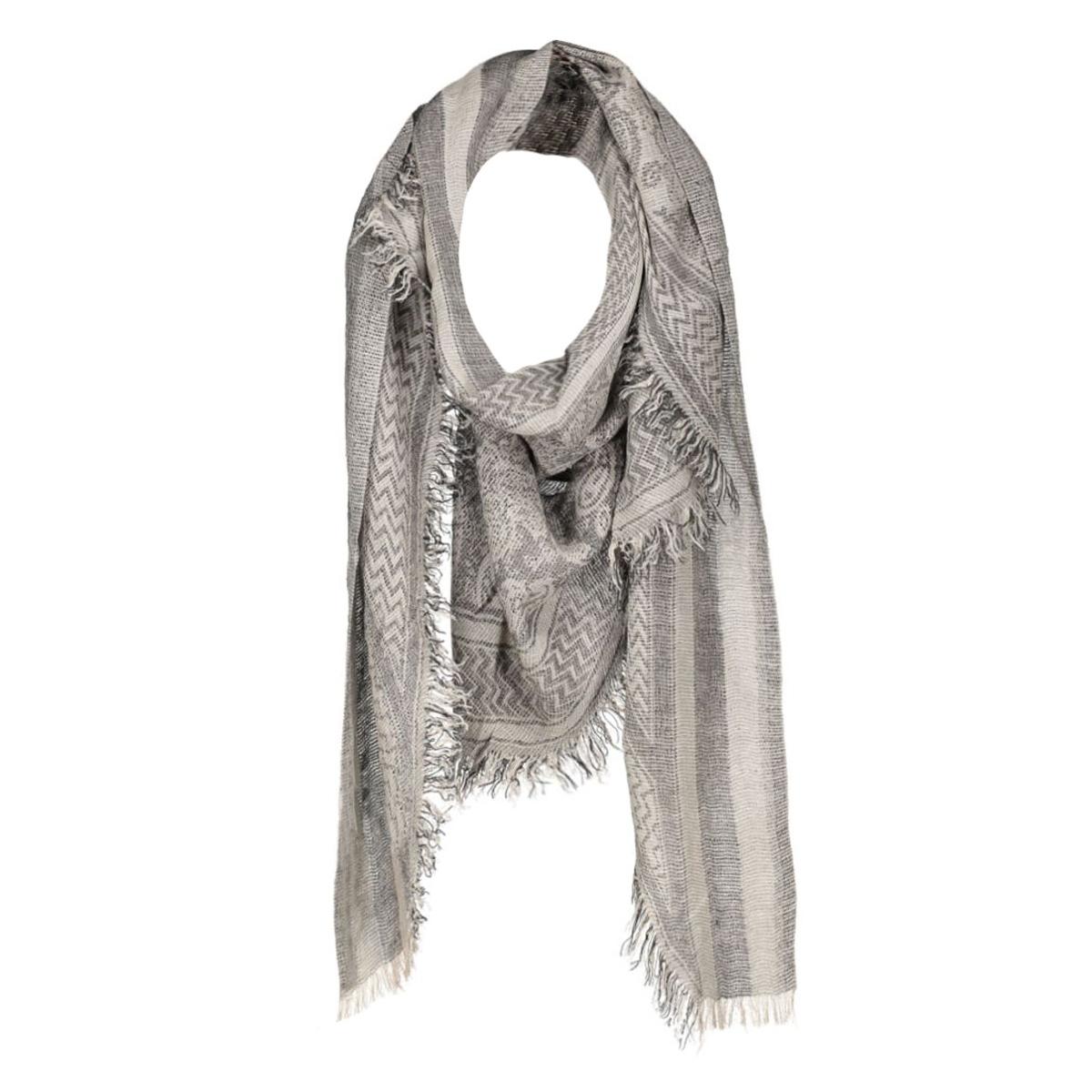 16wi910 scarf 10 days sjaal ecru