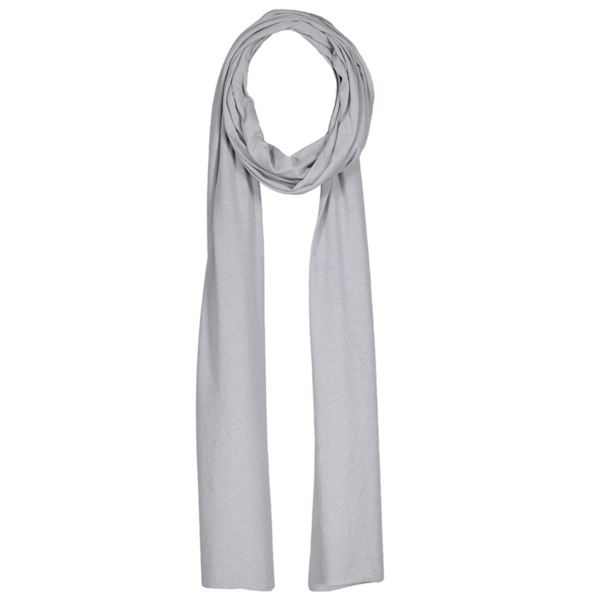 732 blue pepper sjaal grey