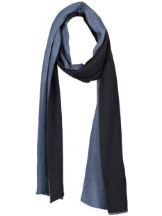 pm1s30009b michaelis sjaal navy motif