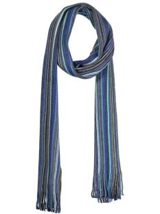 pm1s30011b michaelis sjaal blue stripes