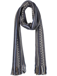 Michaelis Sjaal PM1S30013A Blue Stripes