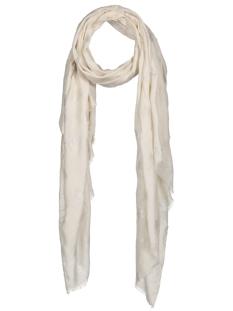 10400884 cream sjaal sansshell