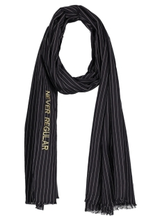 10 Days Sjaal 20-913-8101 BLACK/WHITE