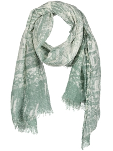 Circle of Trust Sjaal S18.111.2095 BATIK SCARF NEW ARMY