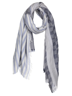 20-904-8101 10 days sjaal black bleu