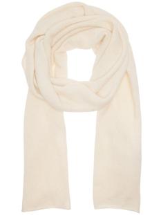 206918103 10 days sjaal white wool