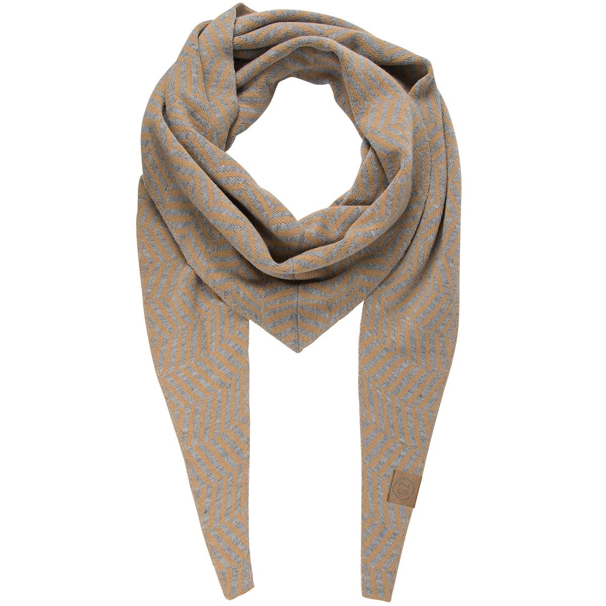 03ps18n zusss sjaal agc grijs/camel