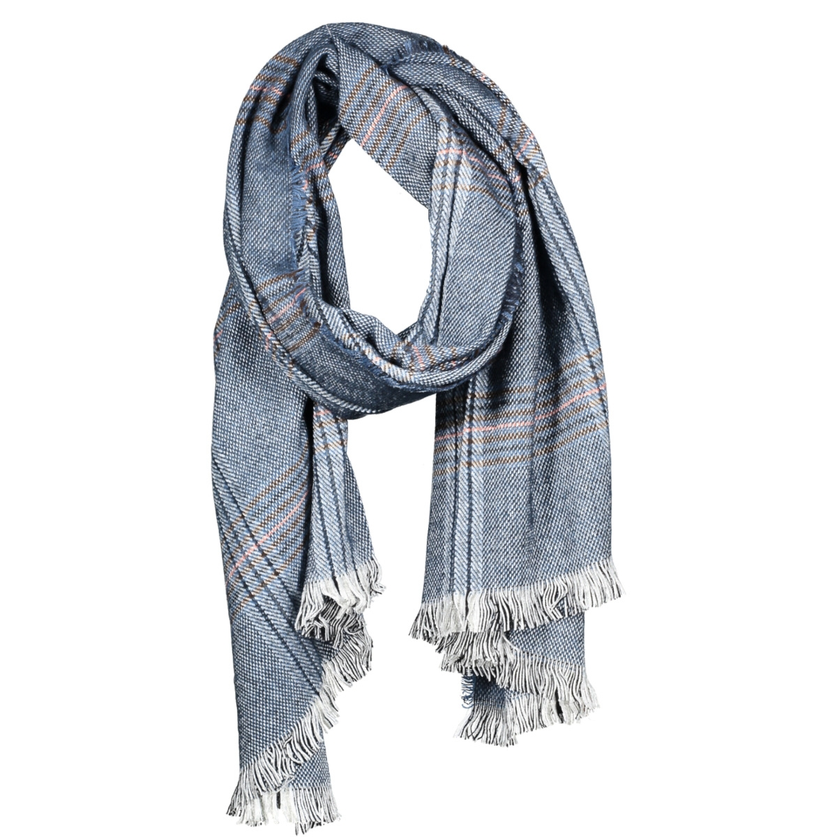 mc10-0912 haze & finn sjaal deep dive blue