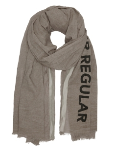 scarf never regular 20 902 9102 10 days sjaal dark toppo