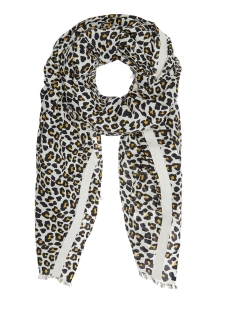 scarf leopard 20 901 9102 10 days sjaal bone