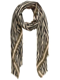 Pieces Sjaal PCELIONE LONG SCARF 17097469 Beech