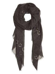 scarf smiley lurex 20 903 9103 10 days sjaal dark elephant
