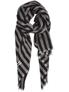 10 Days Sjaal SCARF STRIPES 20 907 9103 1002 ECRU