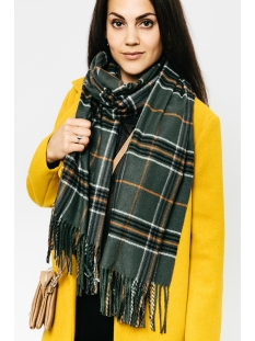 scarf lena sh68406 touch sjaal green