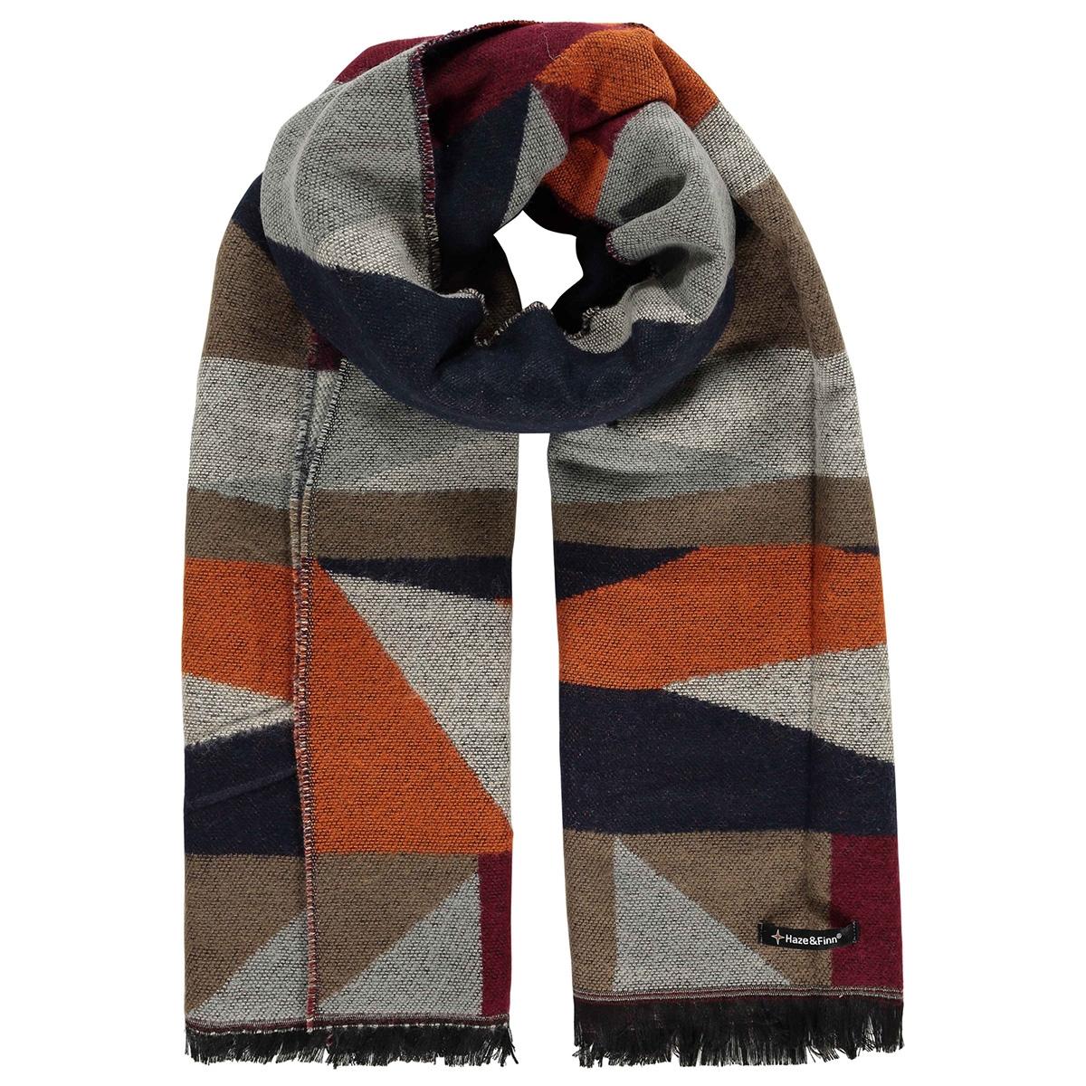 scarf random triangle mc12 0910 haze & finn sjaal jazzy