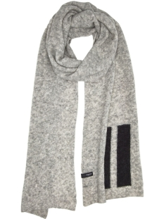 scarf 20 695 9104 10 days sjaal 4001 light grey melee