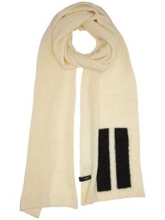 scarf 20 695 9104 10 days sjaal 1002 ecru