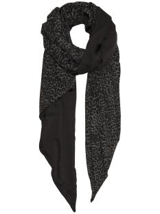 scarf satin 20 903 9104 10 days sjaal black