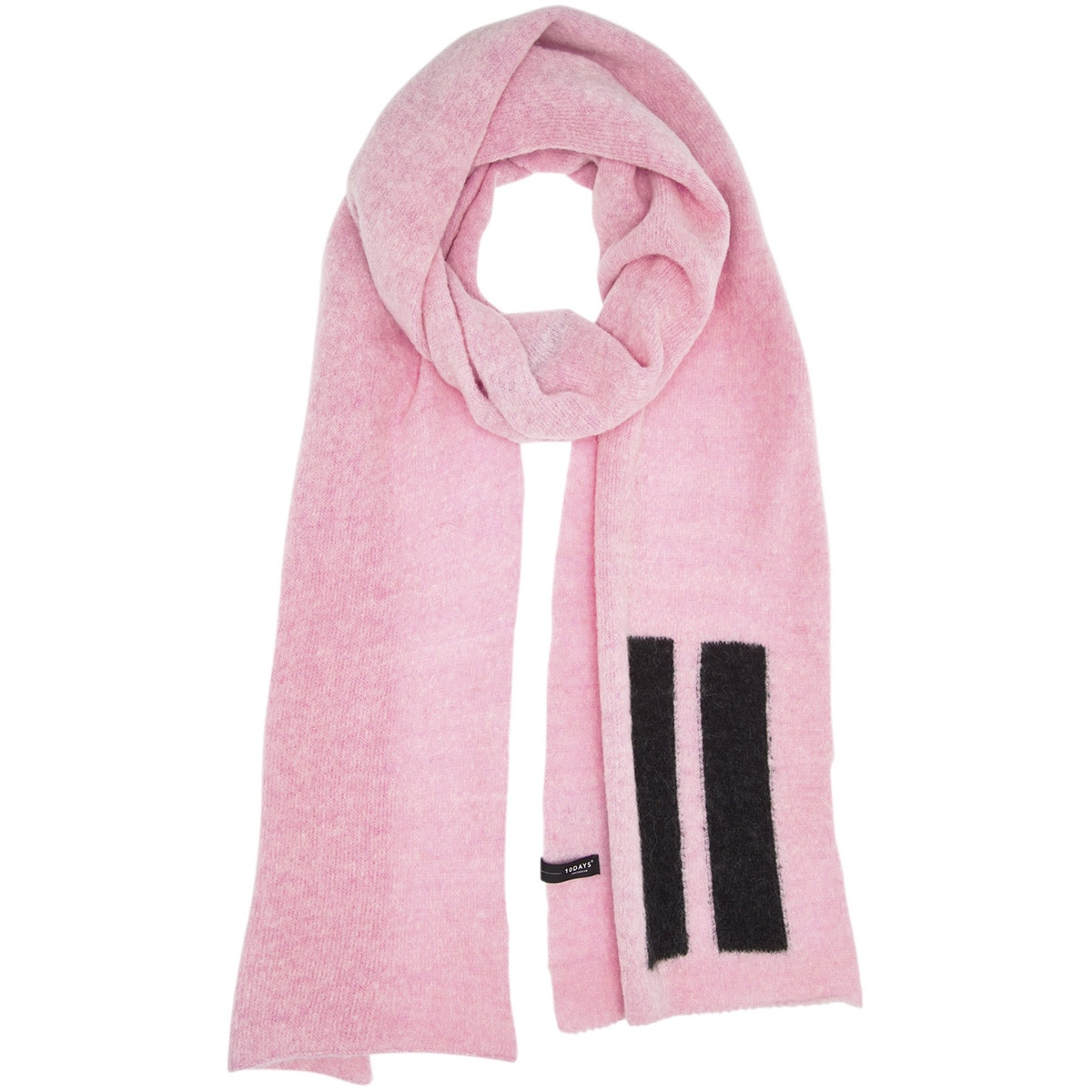 scarf 20 695 9104 10 days sjaal 1064 light pink