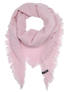 10 Days Sjaal TRIANGLE SCARF 20 914 9104 LIGHT PINK