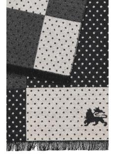 shawl geometric patchwork 59n1004 lerros sjaal 290