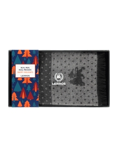 shawl geometric patchwork 59n1004 lerros sjaal 353