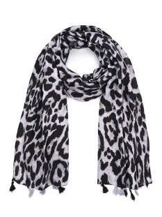 Touch Sjaal NORA SCARF SH68531 GREY LEOPARD