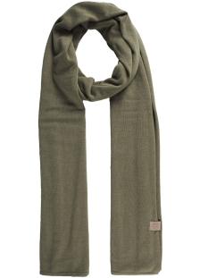 fijngebreide zachte sjaal 0307 007 4500 zusss sjaal groen