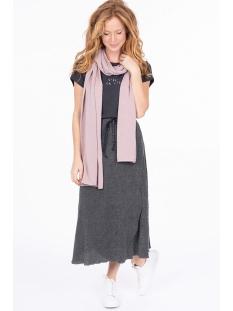 fijngebreide zachte sjaal 0307 007 3502 zusss sjaal lila