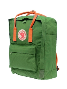 Fjallraven Tas F23510 615 leaf green - burn orange